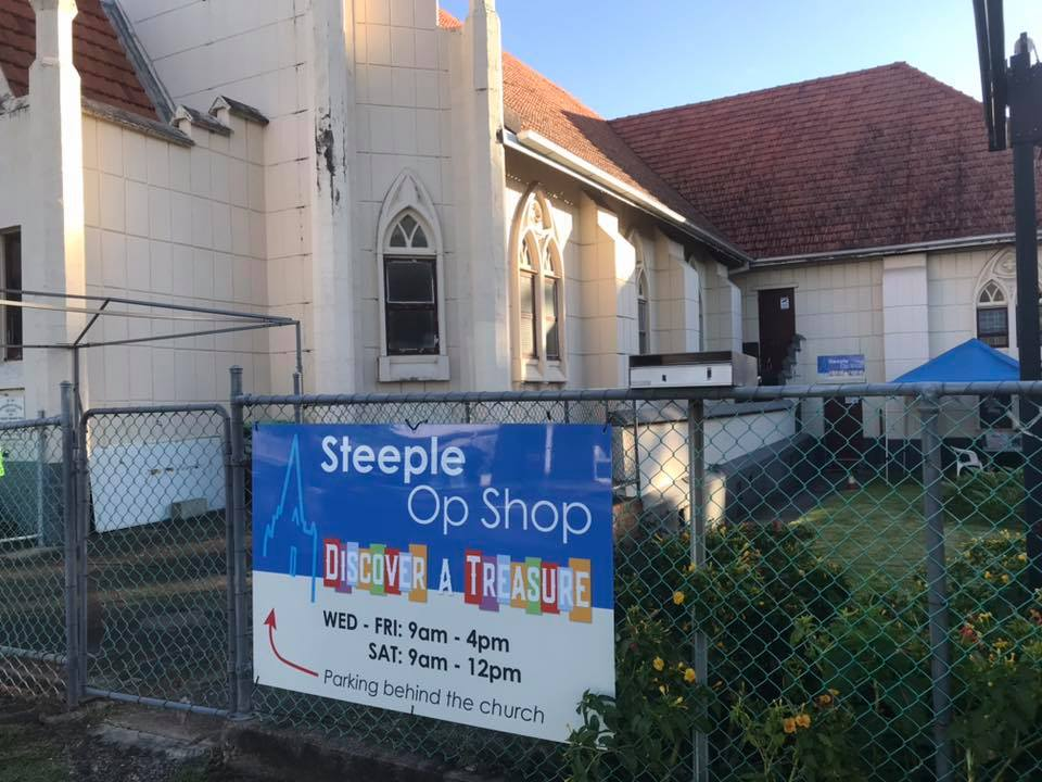 Discover a treasure at Steeple Op Shop